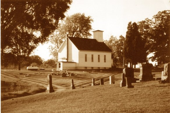 Patoka Grove Church and Williams Cemetery